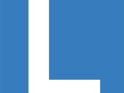 Naklejka-magnetyczna-L-NAUKA-JAZDY-znak-30x30-cm